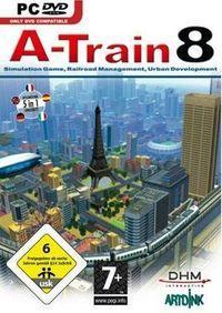 Portada oficial de A-Train 8 para PC