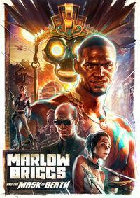 Portada oficial de Marlow Briggs para PC