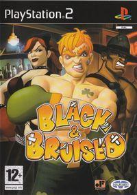 Portada oficial de Black & Bruised para PS2