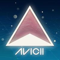 Portada oficial de Avicii Gravity para iPhone