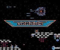 Portada oficial de Gradius CV para Wii U
