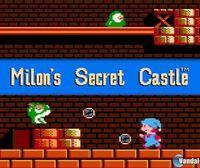 Portada oficial de Milon's Secret Castle CV para Wii U