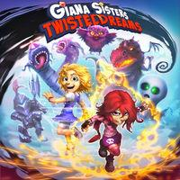Portada oficial de Giana Sisters: Twisted Dreams - Rise of the Owlverlord para PC