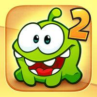 Portada oficial de Cut the Rope 2 para iPhone