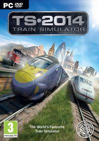 Portada oficial de Train Simulator 2014: Steam Edition para PC