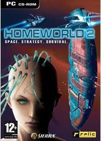 Portada oficial de Homeworld 2 para PC