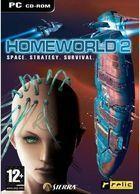Portada oficial de de Homeworld 2 para PC