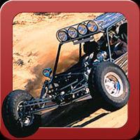 Portada oficial de Boost Bandits: Quad Buggy Racing para iPhone