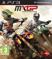 Portada oficial de MXGP: The Official Motocross Videogame para PS3