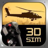 Portada oficial de Apache 3D Sim para iPhone