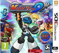 Portada oficial de Mighty No. 9 para Nintendo 3DS