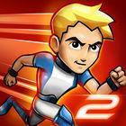 Portada oficial de de Gravity Guy 2 para iPhone