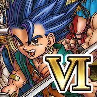 Portada oficial de Dragon Quest VI: Realms of Revelation para Android
