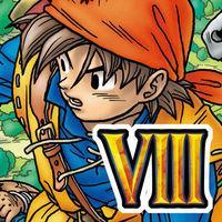 Portada oficial de Dragon Quest VIII para Android