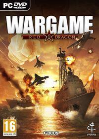 Portada oficial de Wargame Red Dragon para PC