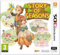 Portada oficial de Story of Seasons para Nintendo 3DS