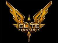 Portada oficial de Elite: Dangerous para PC