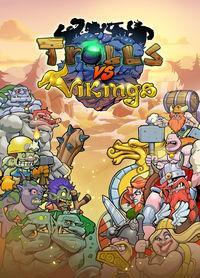 Portada oficial de Trolls vs Vikings para PC