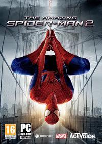 Portada oficial de The Amazing Spider-Man 2 para PC