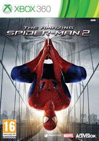 Portada oficial de The Amazing Spider-Man 2 para Xbox 360