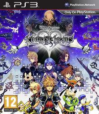 Portada oficial de Kingdom Hearts HD 2.5 ReMIX para PS3