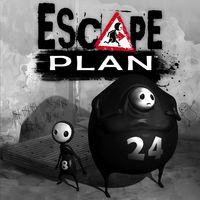 Portada oficial de Escape Plan PSN para PS4
