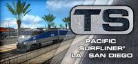 Portada oficial de Pacific Surfliner LA - San Diego Route para PC