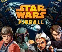 Portada oficial de Star Wars Pinball eShop para Nintendo 3DS