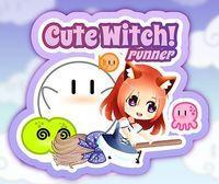 Portada oficial de Cute Witch! runner DSiW para NDS