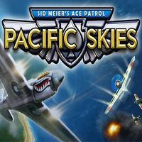 Portada oficial de Sid Meier's Ace Patrol: Pacific Skies para PC