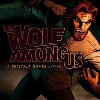 Portada oficial de The Wolf Among Us - The Complete First Season PSN para PSVITA