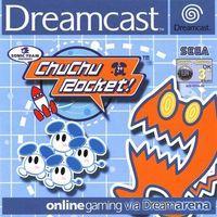 Portada oficial de ChuChu Rocket para Dreamcast
