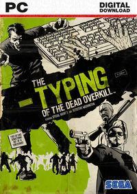 Portada oficial de The Typing of The Dead: Overkill para PC