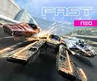 Portada oficial de de FAST Racing Neo eShop para Wii U