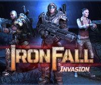 Portada oficial de IronFall: Invasion eShop para Nintendo 3DS