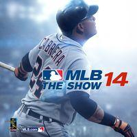 Portada oficial de MLB 14: The Show para PS4