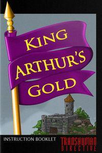 Portada oficial de King Arthur's Gold para PC