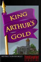 Portada oficial de de King Arthur's Gold para PC