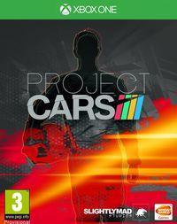 Portada oficial de Project Cars para Xbox One
