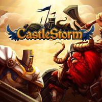 Portada oficial de Castlestorm PSN para PS3