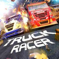 Portada oficial de Truck Racer PSN para PS3