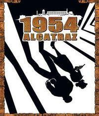 Portada oficial de 1954: Alcatraz para PC