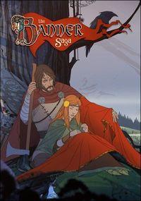 Portada oficial de The Banner Saga para PC