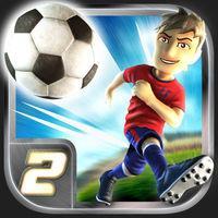 Portada oficial de Striker Soccer 2 para iPhone