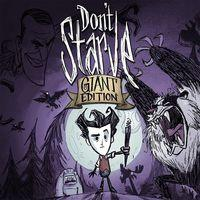 Portada oficial de Don't Starve: Giant Edition PSN para PSVITA