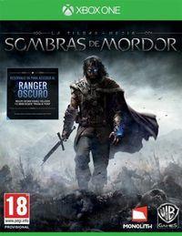 Portada oficial de La Tierra Media: Sombras de Mordor para Xbox One