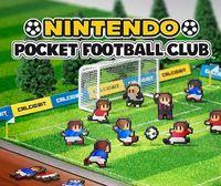 Portada oficial de Nintendo Pocket Football Club eShop para Nintendo 3DS