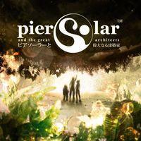 Portada oficial de Pier Solar and the Great Architects PSN para PS4