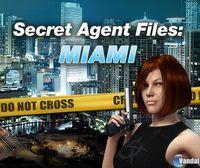 Portada oficial de Secret Agent Files: Miami eShop para Nintendo 3DS