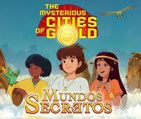 Portada oficial de The Mysterious Cities of Gold: Secret Paths para PC